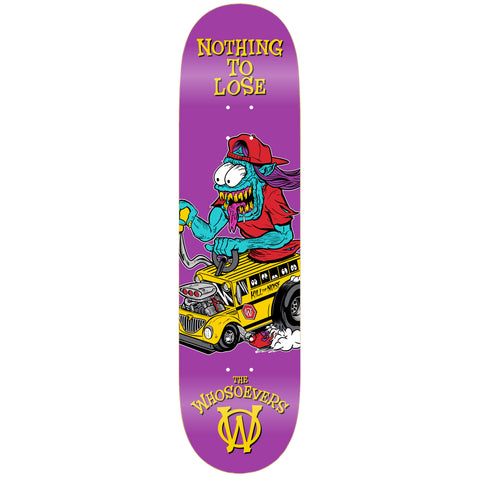 Nothing to Lose Skateboard Deck | 8""