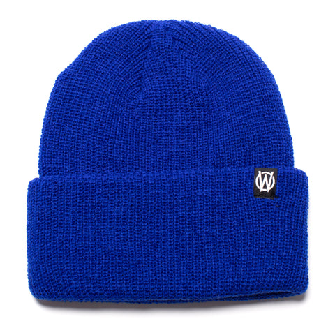 W Icon Beanie | Royal