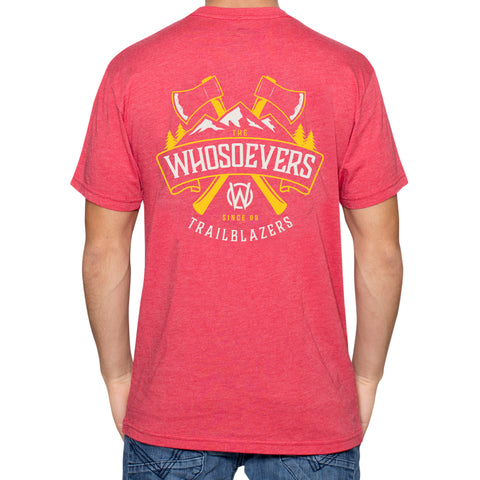 Trailblazers Premium T-Shirt | Vintage Red