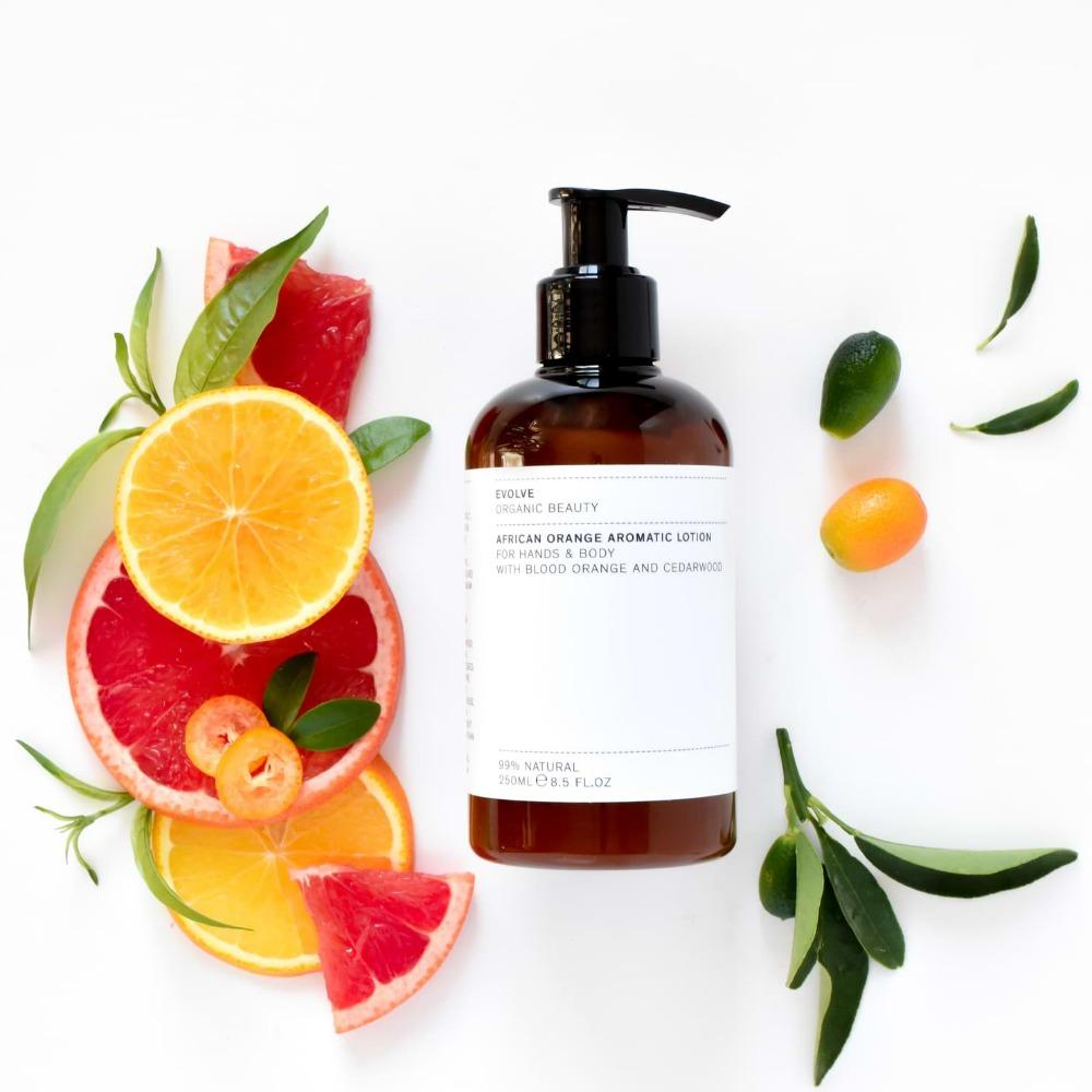 AFRICAN ORANGE AROMATIC LOTION - Infinity Concept Store