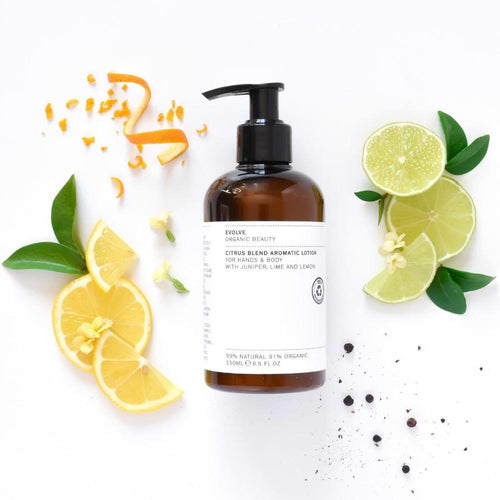 CITRUS BLEND AROMATIC LOTION - Infinity Concept Store