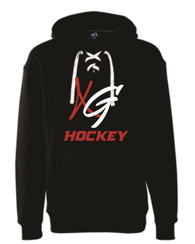 XG Hockey Throwback 2018 Pond Hoodie