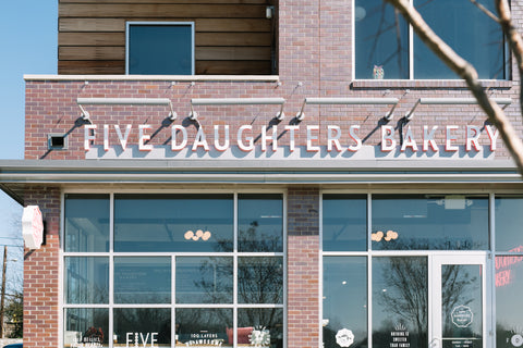 Locations – Five Daughters Bakery