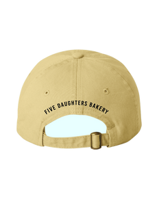 Donut Dad Hat - Butter