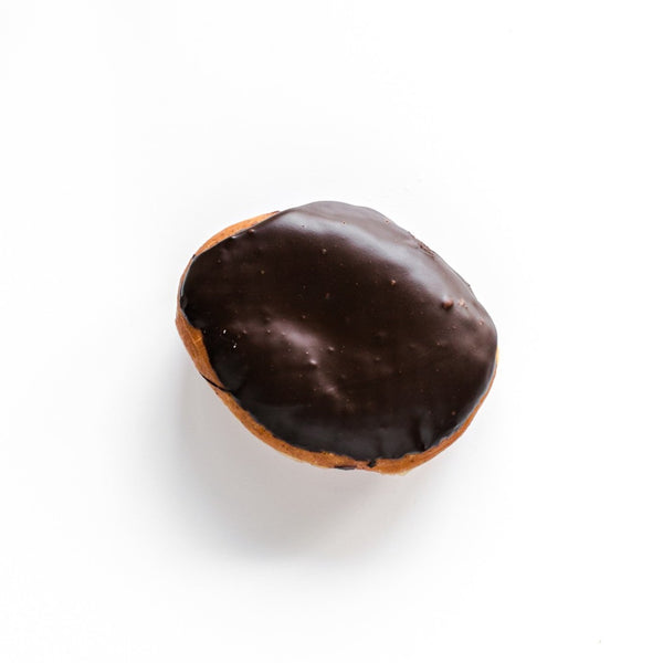 Yeast Raised - Boston Cream (Filled)
