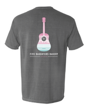 Load image into Gallery viewer, Comfort Color TN Guitar Tee