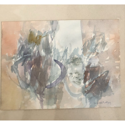 Aquarela II - Normando Martinez