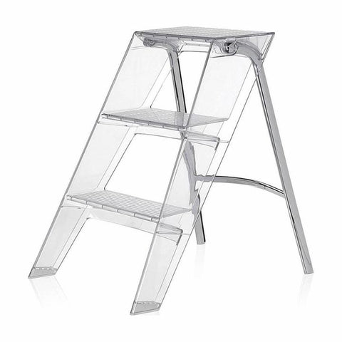 "Escada ""Upper Stepladder"" Incolor - Kartell"