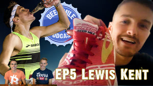Lewis Kent Talks Beer Mile Fame on the Beer Mile Podcast