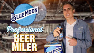 Blue Moon Signs Chris Robertson as Pro Beer Miler
