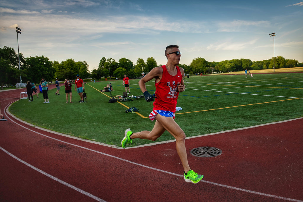 Chris Robertson Lowers Beer Mile American Record to 4:38, Wins 2020 World Title