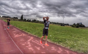Dale Clutterbuck Lowers Chunder Mile World Record to 4:57