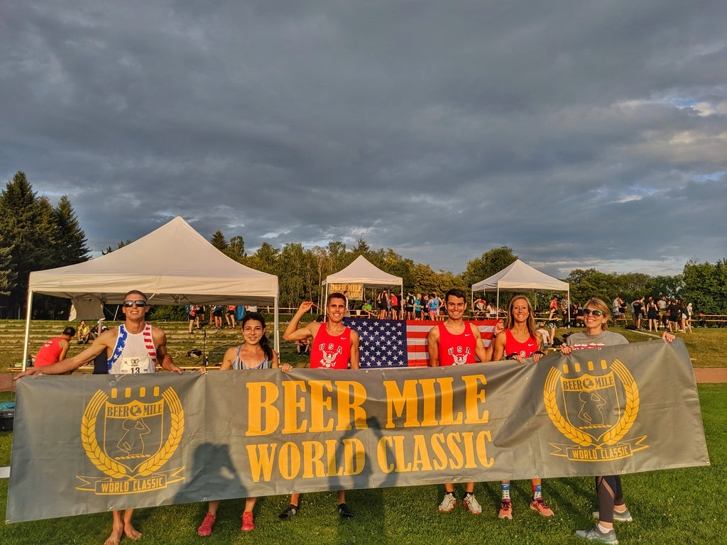 Beer Mile World Classic 2019 Results, Recap, and Race Videos