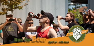 Run the IPA 10K and Watch the World's Best Beer Milers Throw Down