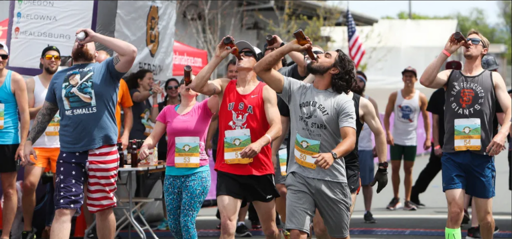 IPA 10K & Beer Mile - April 11, 2020