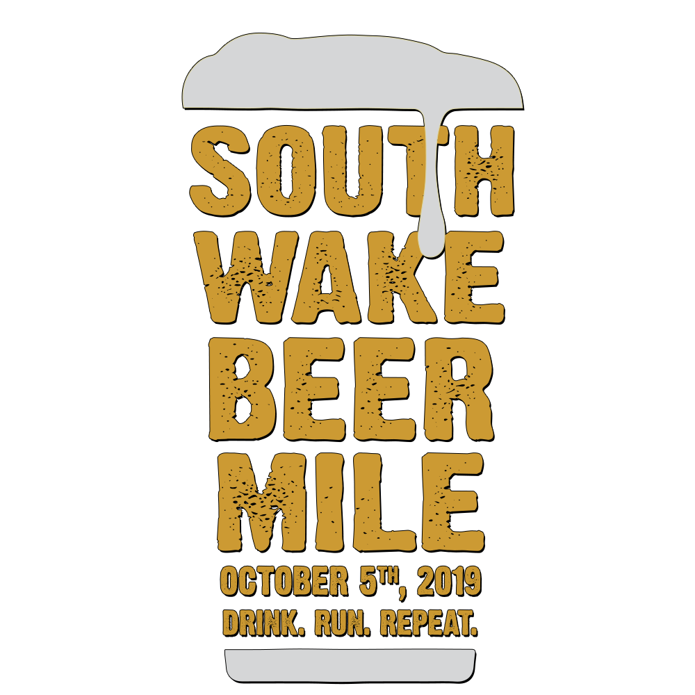 South Wake Beer Mile - October 5, 2019