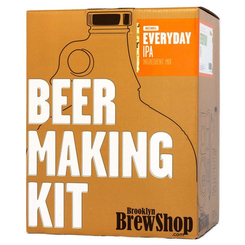 Beer Making Kit to Brew Your Own Beer