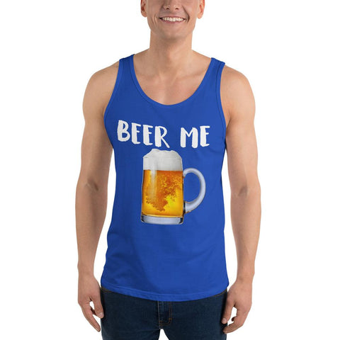 Beer Me Drinking Tank Top