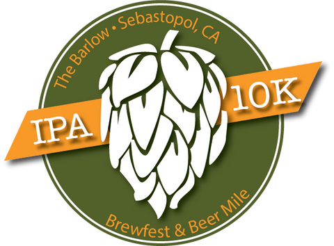 IPA 10K and beer mile logo