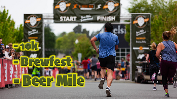 IPA 10K Brewfest and Beer Mile