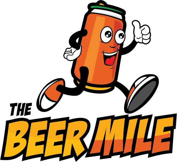The Beer Mile Logo