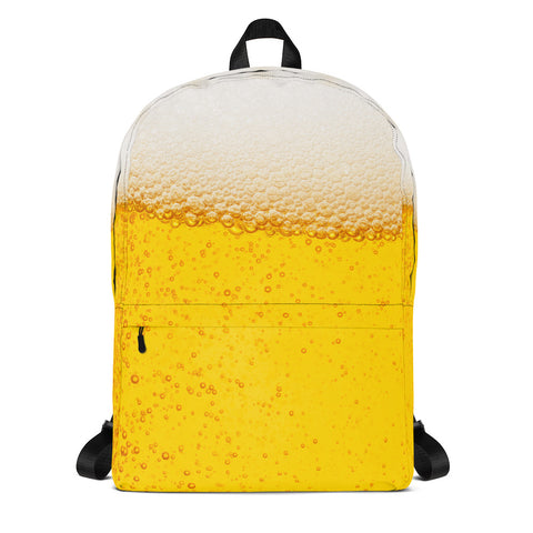Beer All Over Backpack-Bags-The Beer Mile-The Beer Mile