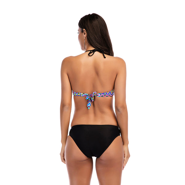 Women's Two piece Swimsuits Sexy Quick Dry Nylon Swimwear