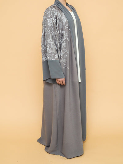 Abaya Mia Open Model