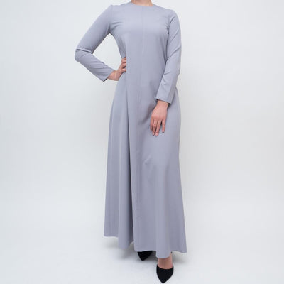 Dress Diana Greyish Purple