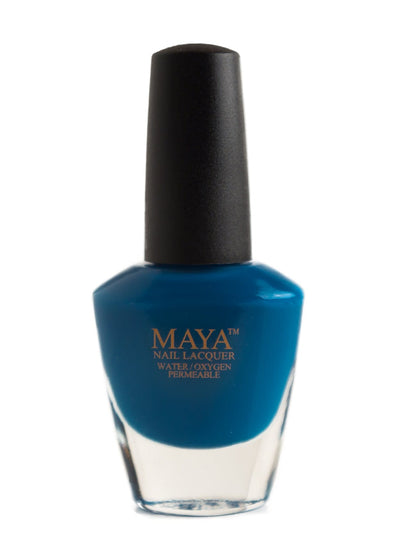 MAYA COSMETICS SUPERGIRL BREATHABLE HALAL NAIL POLISH
