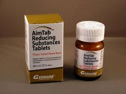 Aim Tab Reducing Substances Tablets