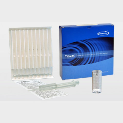 TITRETS SULFITE TEST KIT