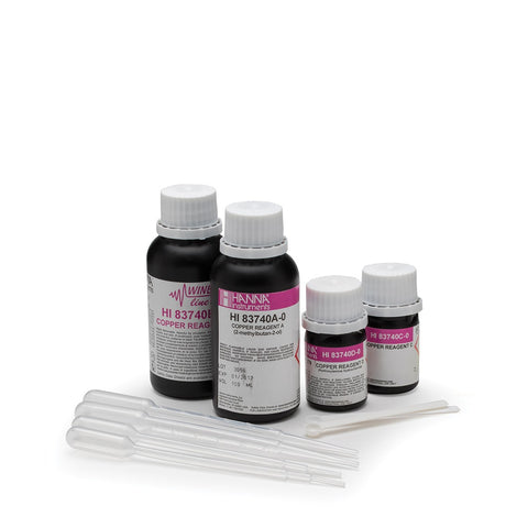 COPPER HR METER REAGENT KIT