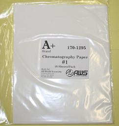 CHROMATOGRAPHY PAPER