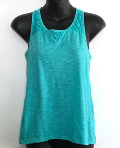 Sleeveless blouse  by Arizona (L) - allbrandthriftshop
