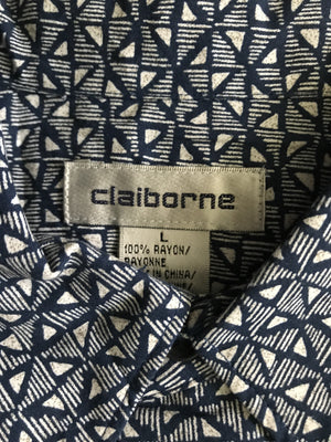 Men's Printed Shirt by Claiborne