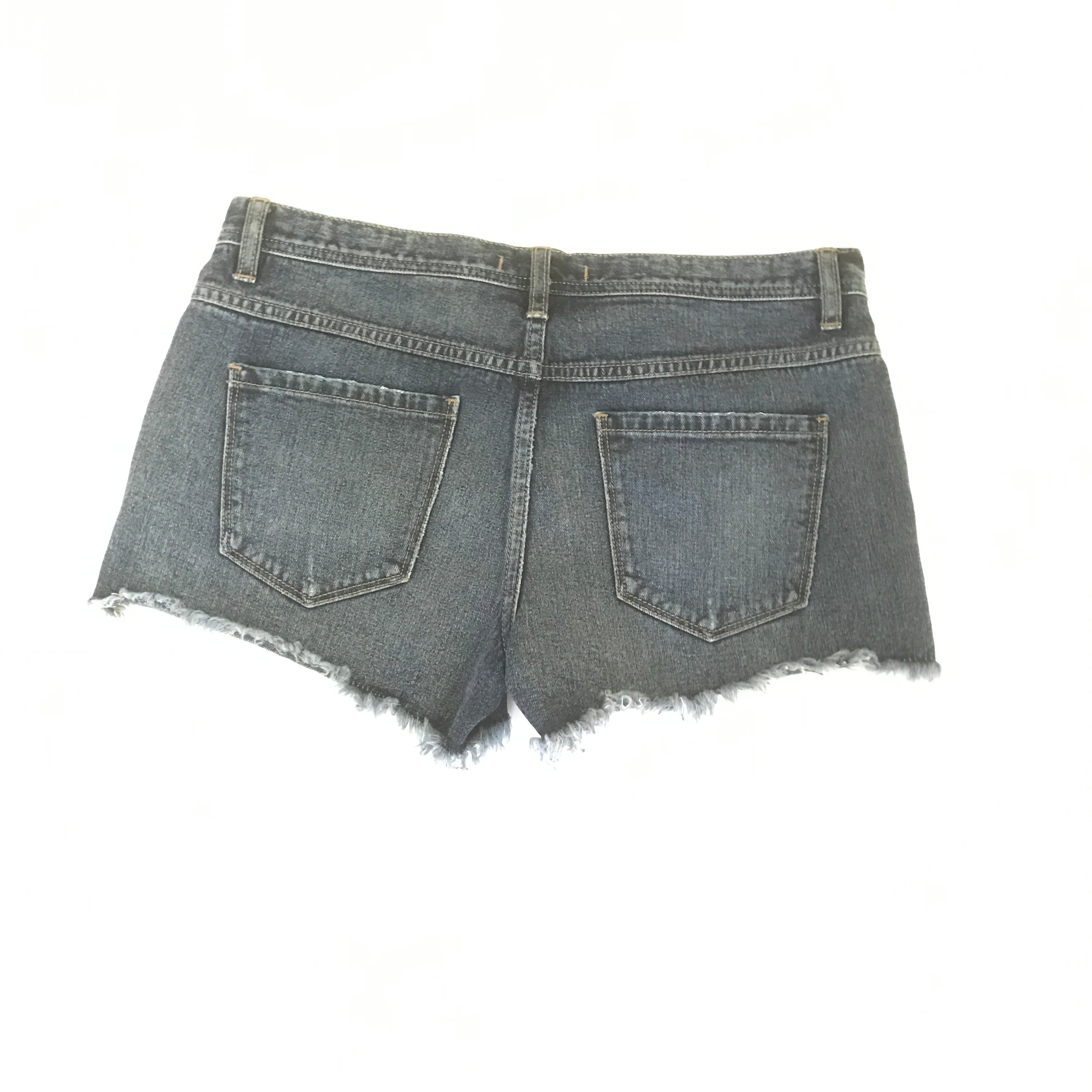 Distressed Demin Short by Free People