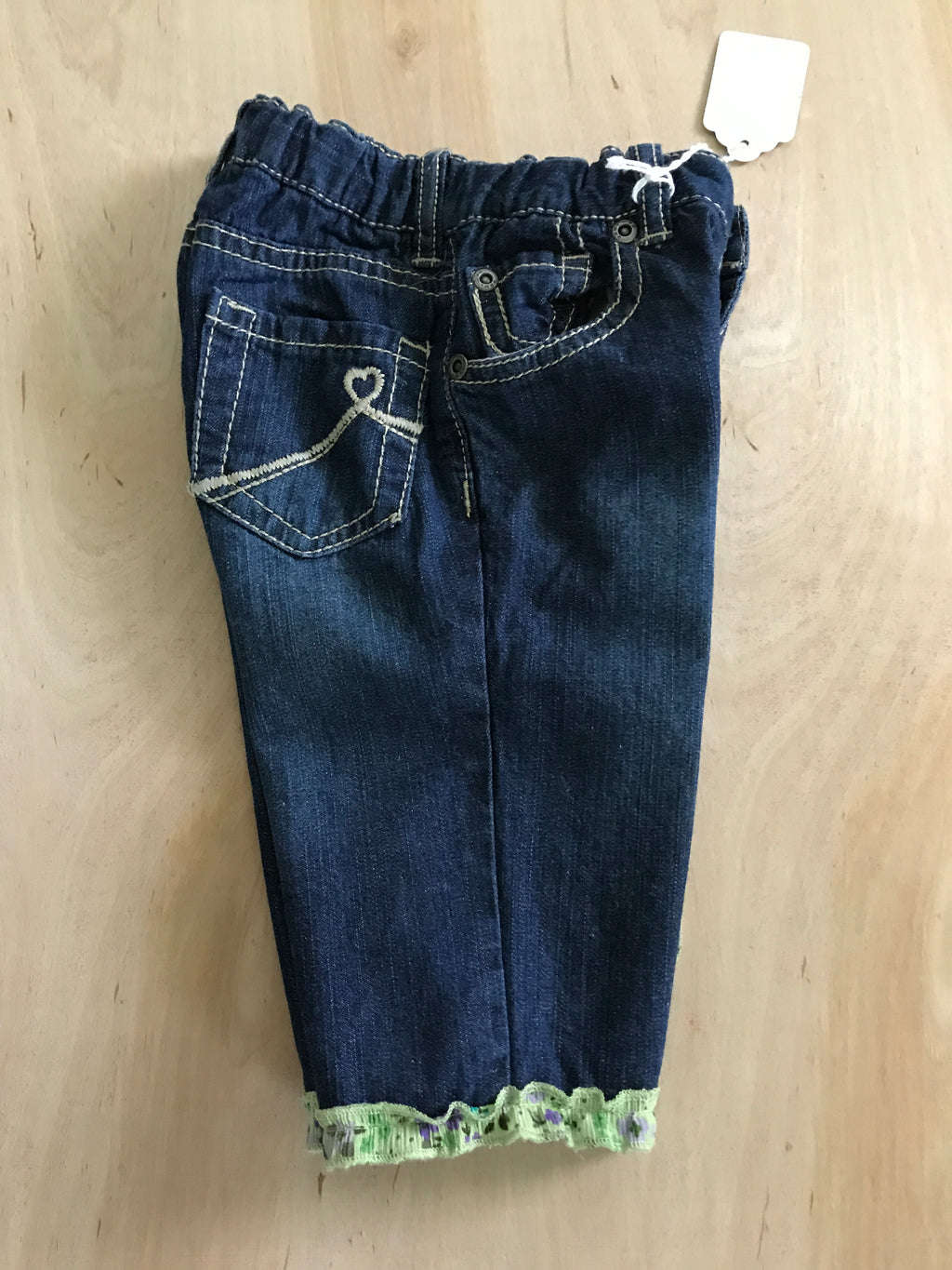 Toddles Girls Jeans by Place (24Mos)