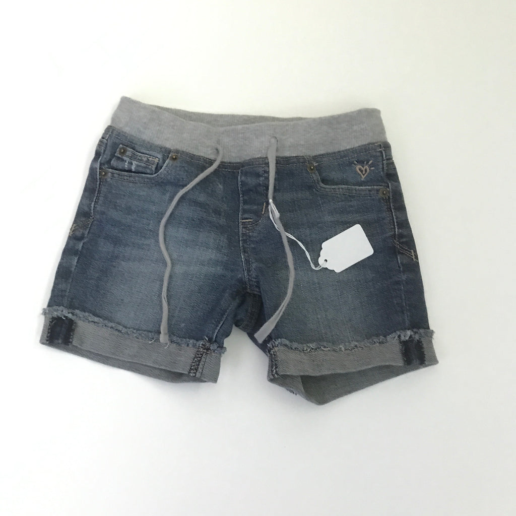 Girls Justice Jeans Short
