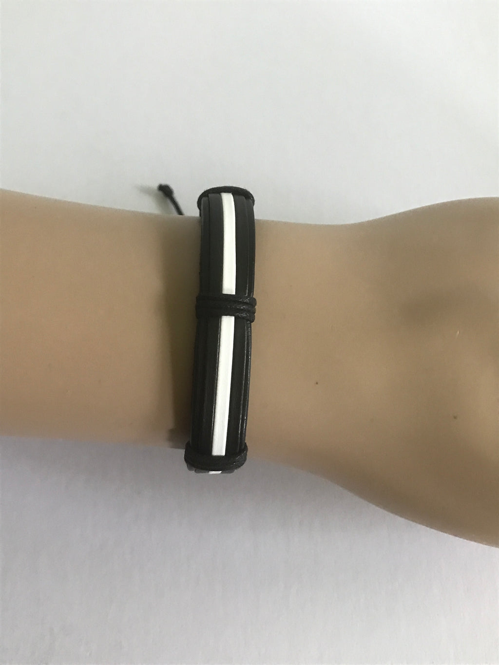 Unisex Fashion Leather Bracelet