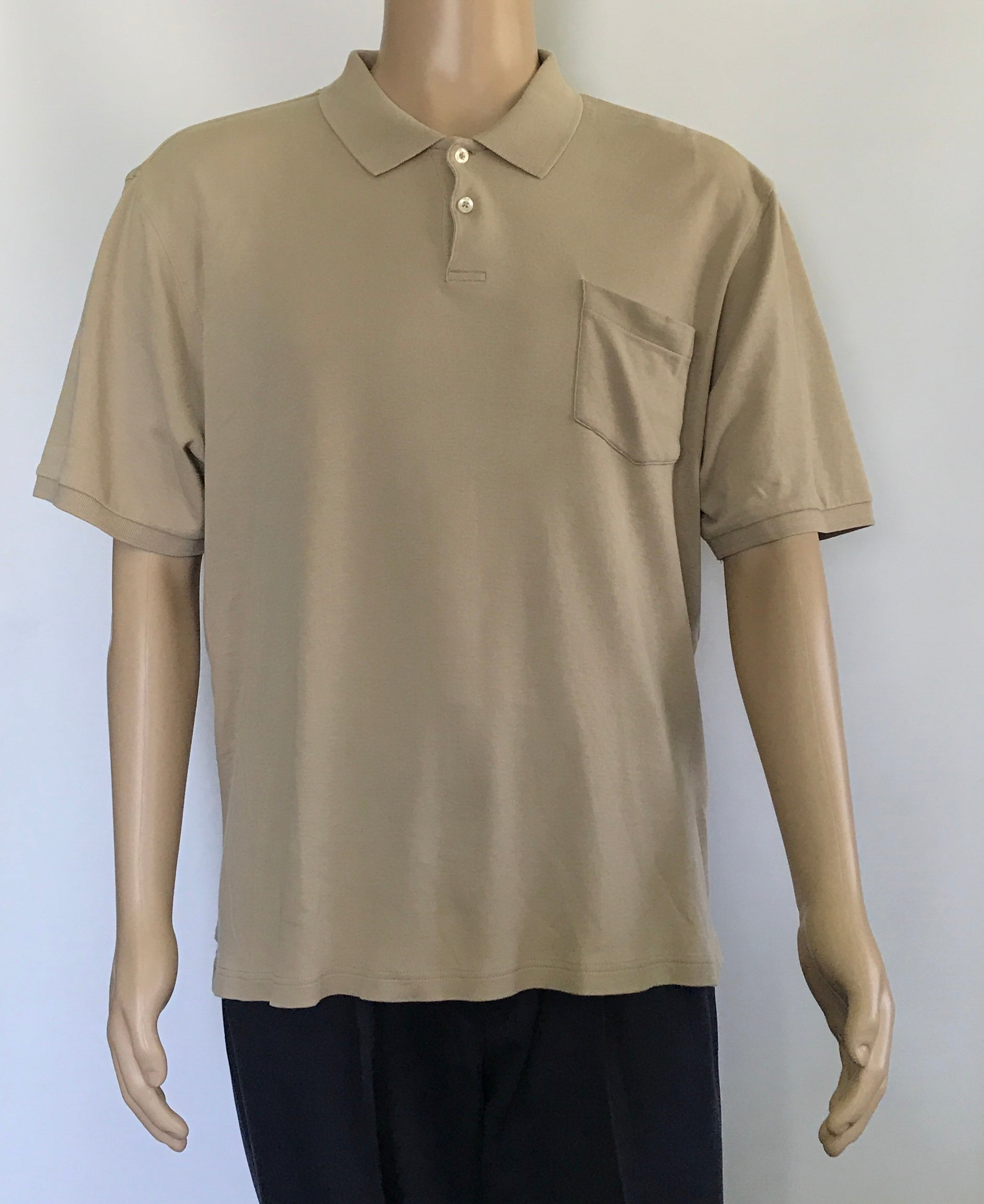 Men's Club Room Polo Shirt