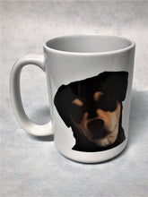 Load image into Gallery viewer, Custom Pet Coffee Mug Personalized