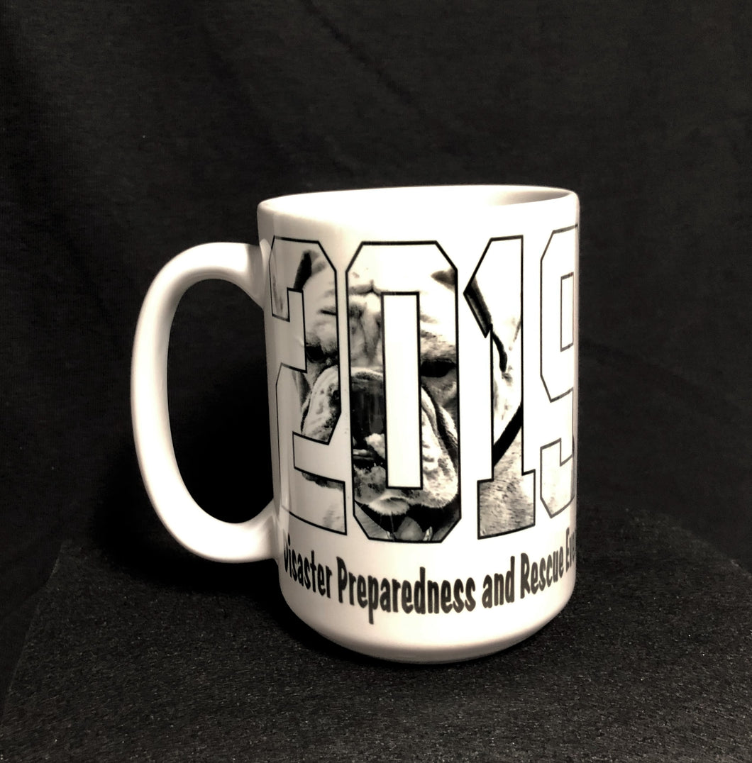 Frank's Way Foundation 2019 Event Coffee Mug