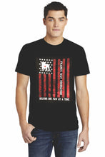 Load image into Gallery viewer, FWF Vintage Flag T-shirt