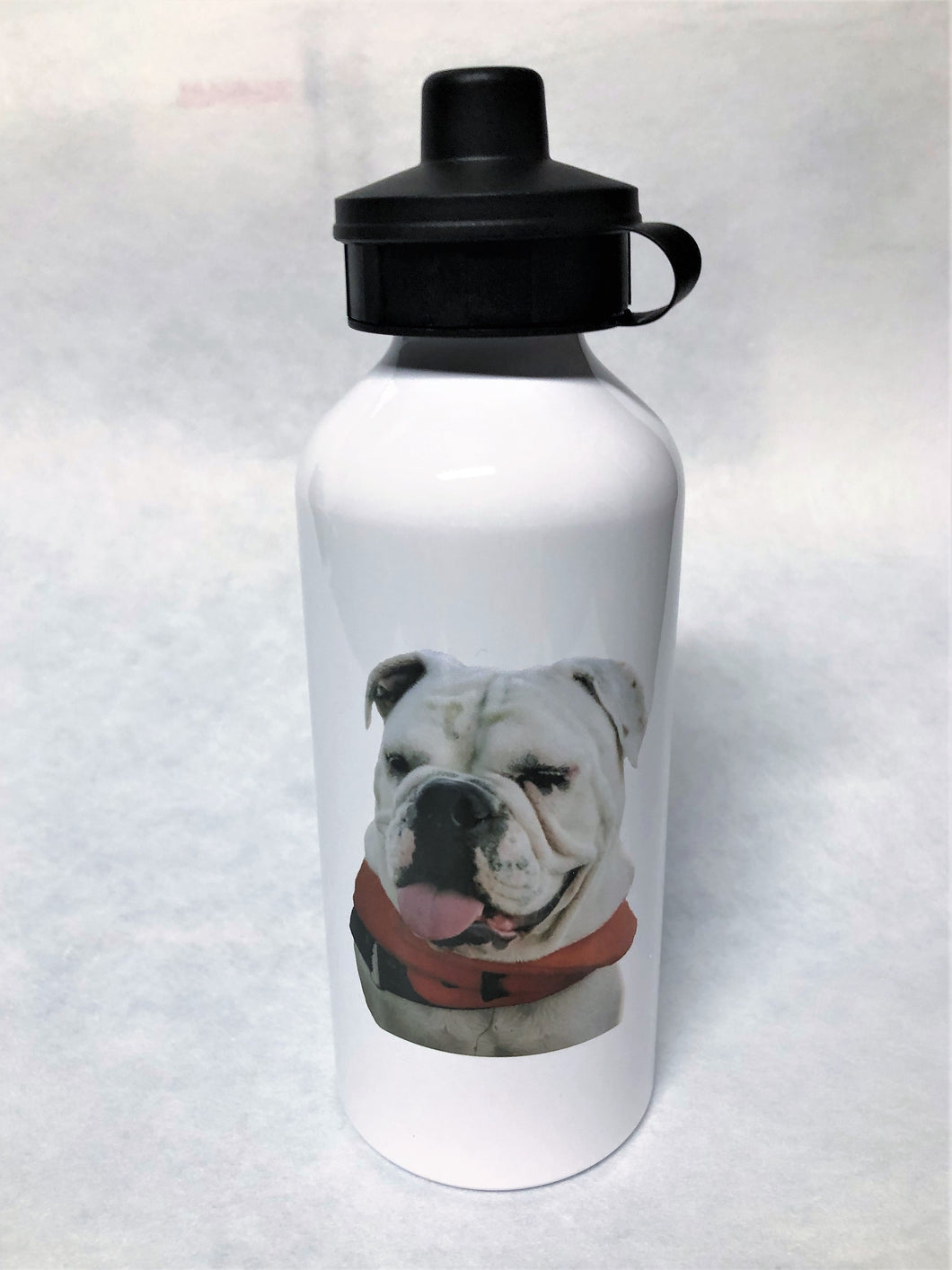 Custom Pet Water Bottle Personalized
