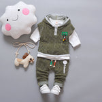 Infant Boy Clothes Children 2018 3pcs