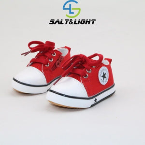 Fashion sneakers casual canvas shoes