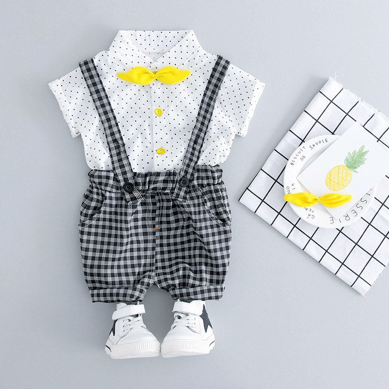 Baby Boys Clothing Set (1 2 3 4Y)   'Children Kid Clothes Suits Formal Wedding Party Costume'