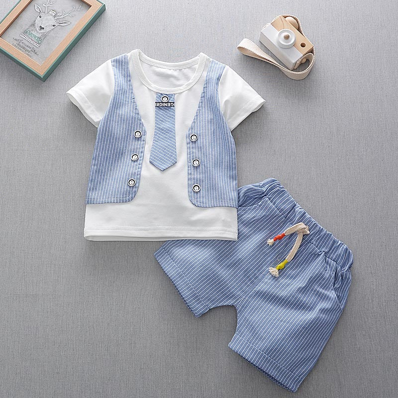 new  Toddler Boy Clothes Set (1 2 3 4Y)