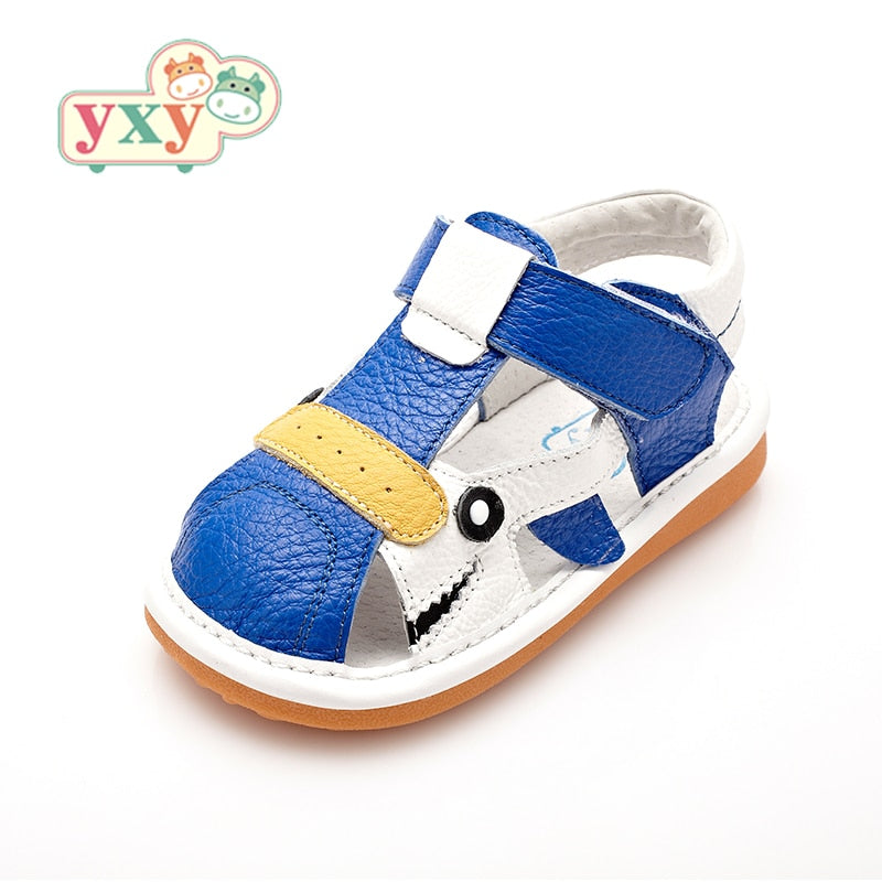 Summer squeaky sandals shoes